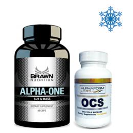 Alpha-one 60 caps + Alphaform OCS