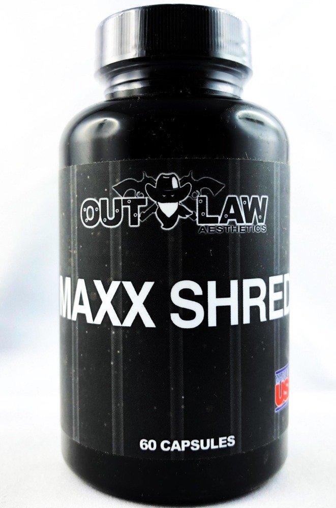 Maxx Shred 60 caps