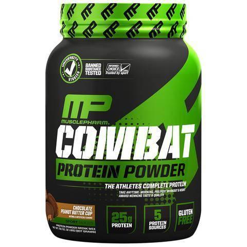 Combat Protein Powder 1800g