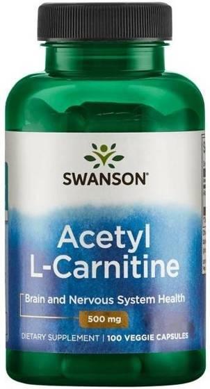 Acetyl L-Carnitine 100 caps