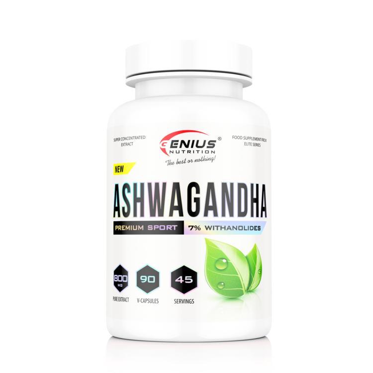Ashwagandha 90 caps