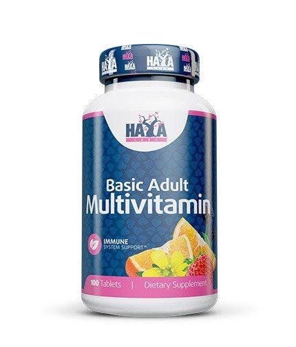 Basic Adult Multivitamin 100 caps