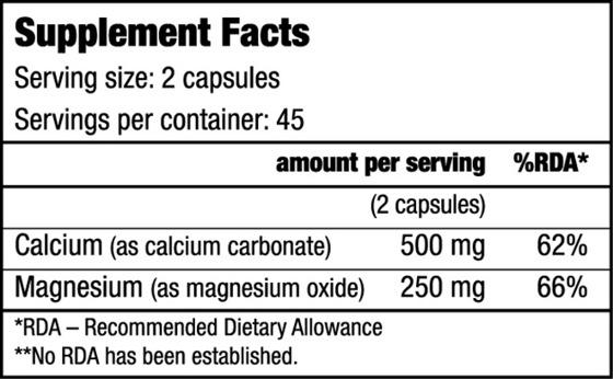 Calcium Complete 90 caps