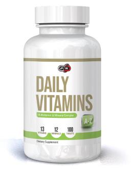 Daily Vitamins 100 caps