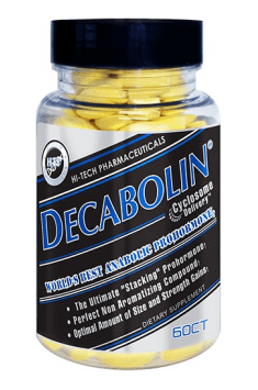 Decabolin 60 caps