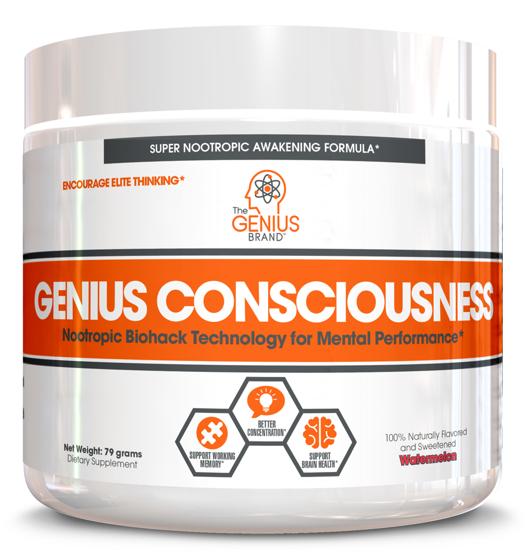 Genius Consciousness
