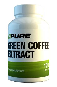 Green Coffee Extract 500mg 120 caps