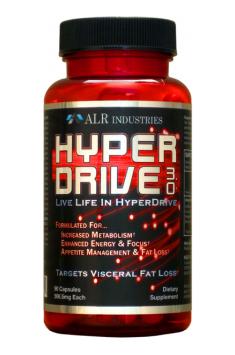 Hyperdrive 3.0 90 caps