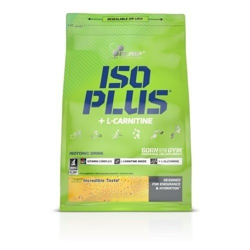 Iso Plus + L-carnitine 1505g