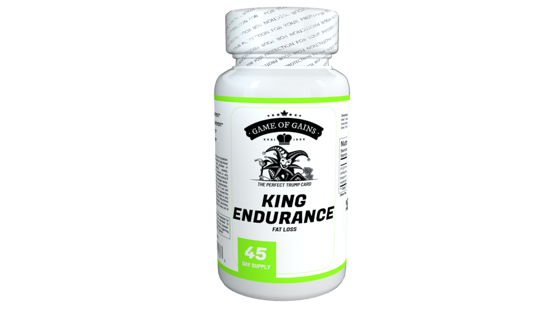 King Endurance 90 caps