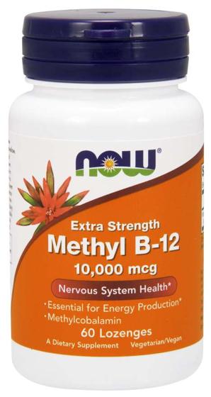 Methyl B-12 10.000 mcg 60 caps