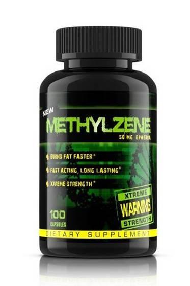 Methylzene 100 caps
