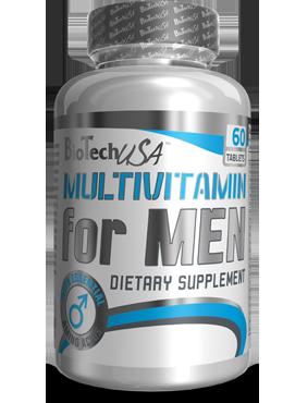 Multivitamin For Men 60 caps