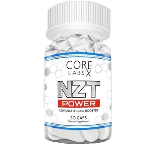 NZT Power 20 caps