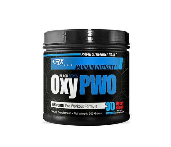 Oxy Pwo Black series 300 g