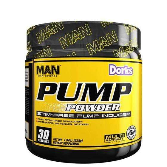 PUMP powder 225g