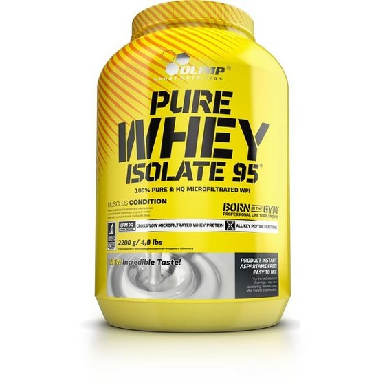 Pure Whey Isolate 95 2200g