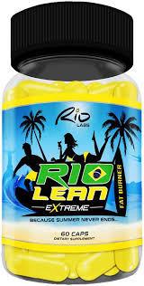 Rio Lean Extreme 60 caps
