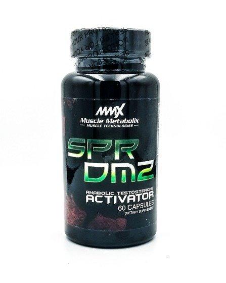 SPR DMZ Anabolic Testosterone Activator 60 caps