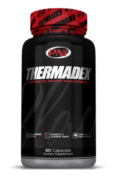 Thermadex Black 60 caps
