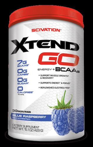 Xtend GO BCAA 438g