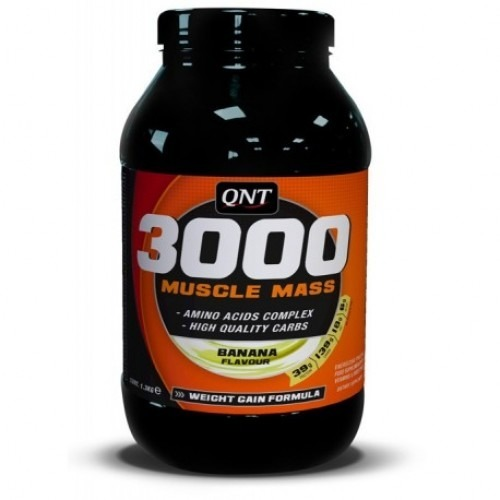 3000 Muscle Mass 4,5kg
