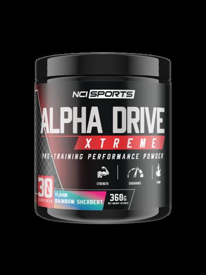 Alpha Drive Xtreme 360g