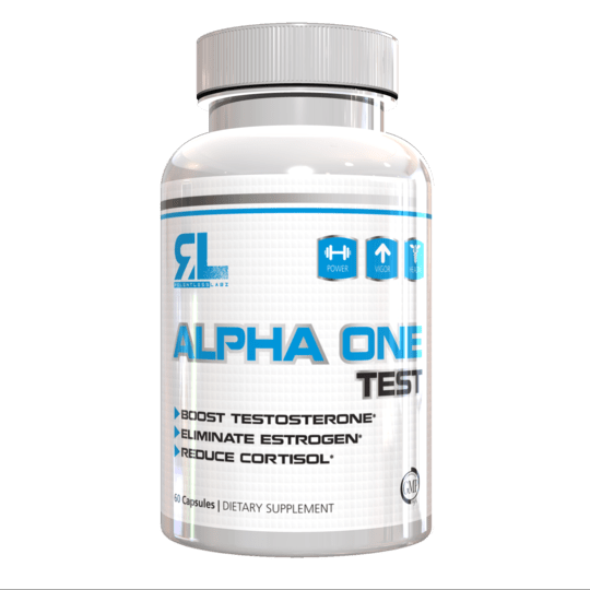 Alpha One Test 60 caps
