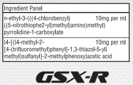 GSX-R (GW+SR9009) 60 ml