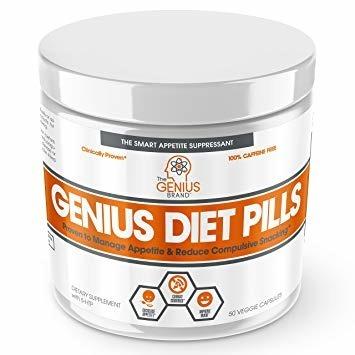 Genius Diet Pills 50 caps