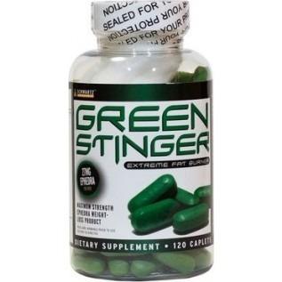 Green Stinger 120 caps