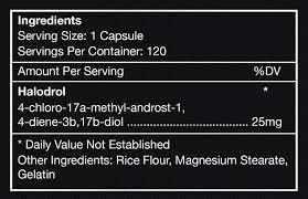 Halo 100 120 caps