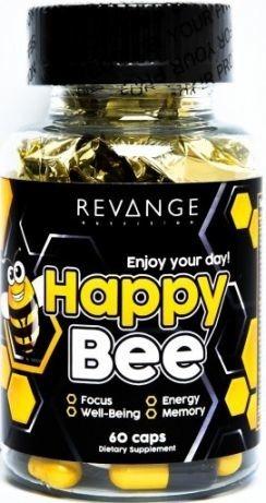 Happy Bee 60 caps