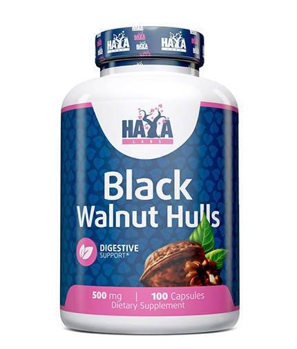 Haya Black Walnut Hulls 500mg 100 caps