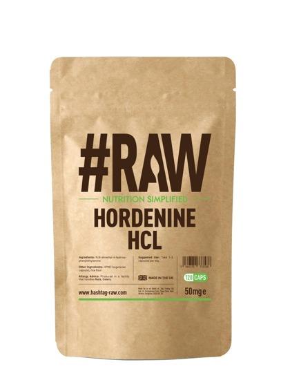 Hordenine HCL 50mg 120 caps