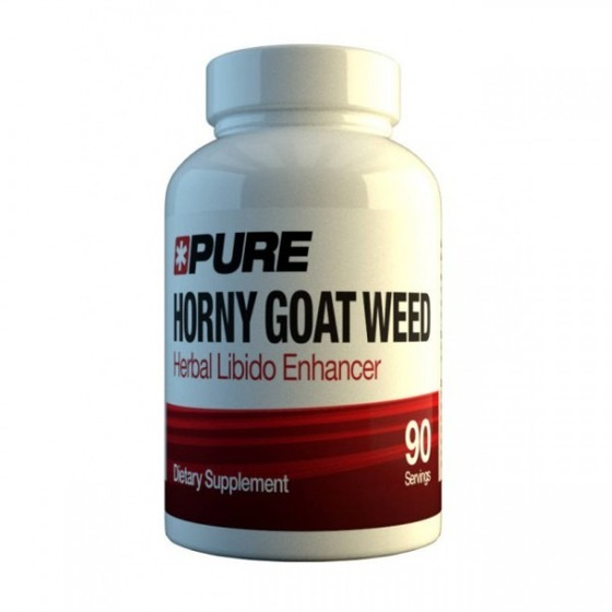 Horny Goat Weed 120 caps 500mg