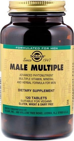 Male Multiple 120 caps