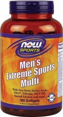 NowFoods Men's Extreme Sports Multi 180 caps