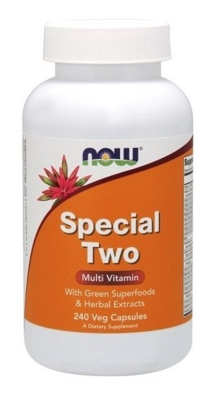 NowFoods Special Two 120 caps