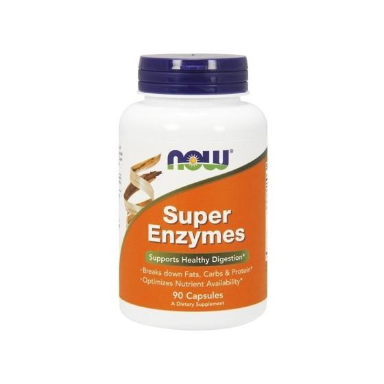 NowFoods Super Enzymes 90 tabs