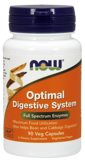 Optimal Digestive System 90 caps