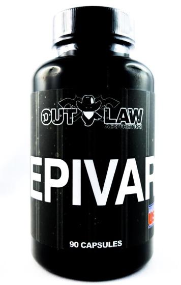Out Law Epivar 90 caps