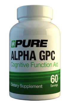 Pure Alpha GPC 60 caps