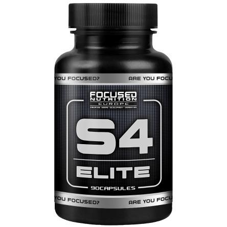 S4 Elite 90 caps
