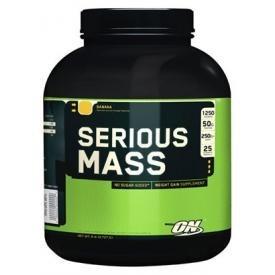 Serious Mass 2730g