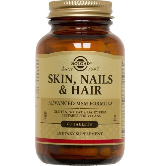 Skin,Nails & Hair 60 caps