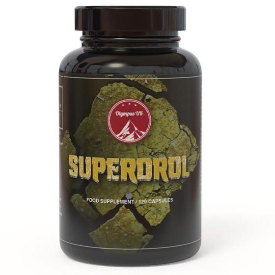 Superdrol 120 caps