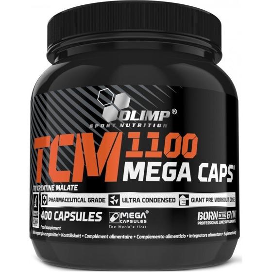 TCM 1100 Mega Caps 400 caps