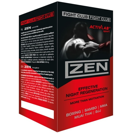 Zen 120 caps